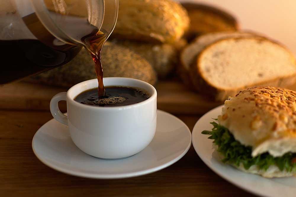 Kaffe hos Franckes Bageri & Cafe