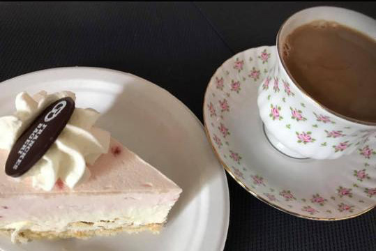 Fika hos Franckes Bageri & Cafe