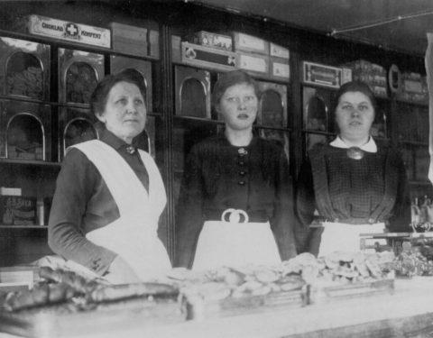 Johanna, Ingeborg & Stina Francke