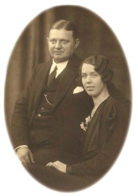 John Och Hildegard Francke